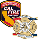 Fresno County Fire Logo
