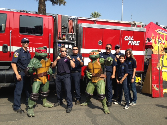 Events Fresno County Fire